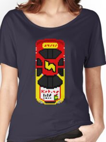 Racing Pixel Art: Terry Labonte 1997 Women's Relaxed Fit T-Shirt