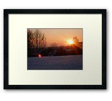 Winter #3 Framed Print