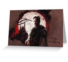 Halloween 16 / Robin Hood Greeting Card