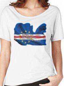 """Nôs Bandera"" Women's Relaxed Fit T-Shirt"