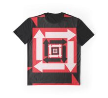 Infinity Arrows Graphic T-Shirt