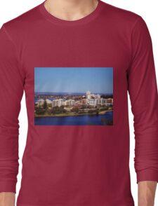 Perth City WA Long Sleeve T-Shirt