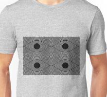 eyes -  Illusion Psychadelic  Unisex T-Shirt