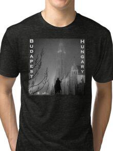Matthias Church, Budapest Tri-blend T-Shirt