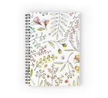 Flowers 1 Spiral Notebook