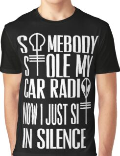 CAR RADIO Graphic T-Shirt