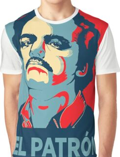Pablo Escobar Narcos Hope Poster Graphic T-Shirt