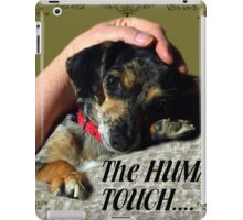 The Human Touch iPad Case/Skin