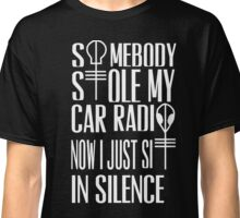 CAR RADIO Classic T-Shirt