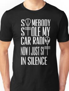CAR RADIO Unisex T-Shirt