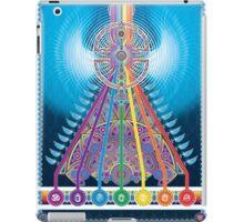Spirituel canon - The 7 rays iPad Case/Skin