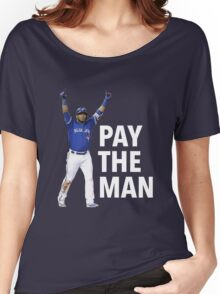 EDWIN | PAY THE MAN Women's Relaxed Fit T-Shirt