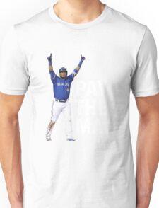 EDWIN | PAY THE MAN Unisex T-Shirt