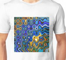 Abstract composition 312 Unisex T-Shirt