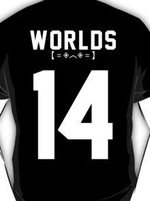 Worlds Jersey T-Shirt