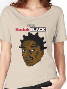 Free Kodak Black  Women's Relaxed Fit T-Shirt