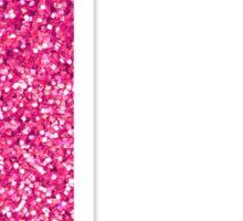 pink sparkly gamma Sticker