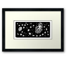 Joseph's Dream Framed Print