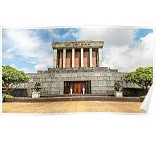 Ho Chi Minh Mausoleum Poster