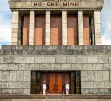 Ho Chi Minh Mausoleum Sticker