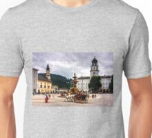 The Residenzplatz Unisex T-Shirt
