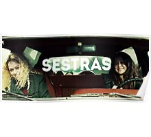 sestras (with text) Poster