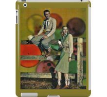 Cowboy Lollipop iPad Case/Skin