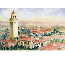 Stanford University California Photographic Print