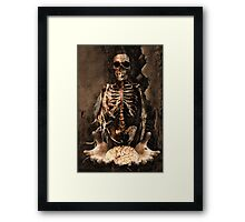 the ELECTED Framed Print