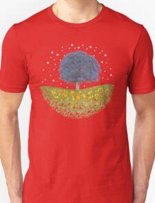 Starry Night Sky Unisex T-Shirt