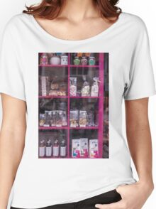 Belgian Candies - Travel Photography Women's Relaxed Fit T-Shirt
