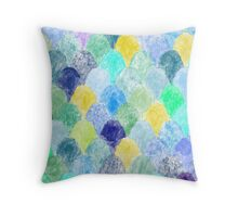Scales Throw Pillow