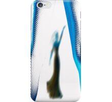 white hot dancers iPhone Case/Skin