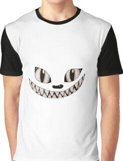 Cheshire smile  Graphic T-Shirt