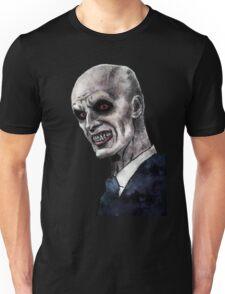 Gentlemen illustration Unisex T-Shirt