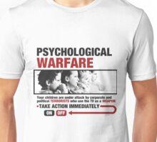 Psychological Warfare on your kids Unisex T-Shirt
