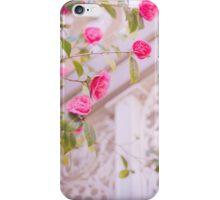 Pink Camellia iPhone Case/Skin