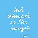 Lucifer Shinee by Twinklekaur05