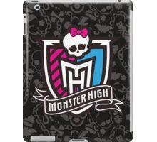 Monster High - logo iPad Case/Skin