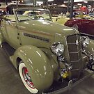 1935 Plymouth Deluxe Convertible, Denver, Colorado  by lenspiro