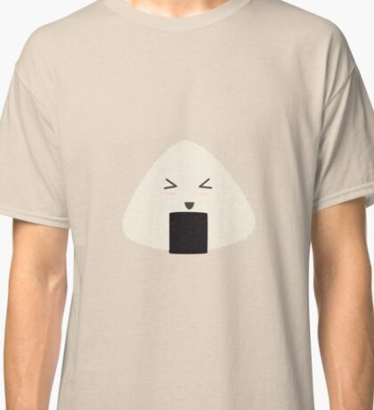 Origini cute rice face Classic T-Shirt