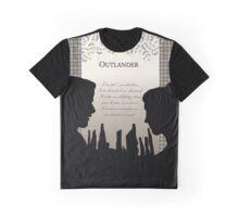 Outlander Wedding Graphic T-Shirt