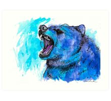ursa stellaris Art Print