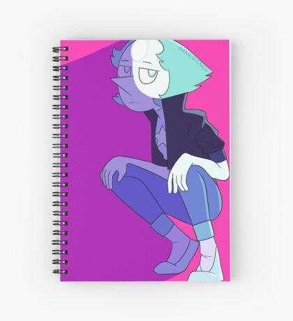 Punk Lesbian Spiral Notebook