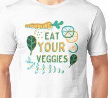 Eat Your Veggies Unisex T-Shirt