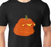 Pepe Pumpkin Unisex T-Shirt