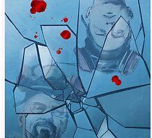 BREAKING BAD BLUE METH by zittano