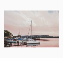 Lake Windermere at Sunset Kids Clothes