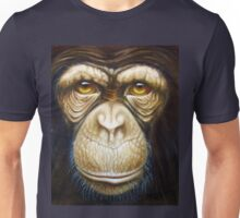 primate-chimpanzee Unisex T-Shirt