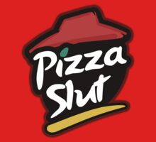 Pizza slut logo by datthomas